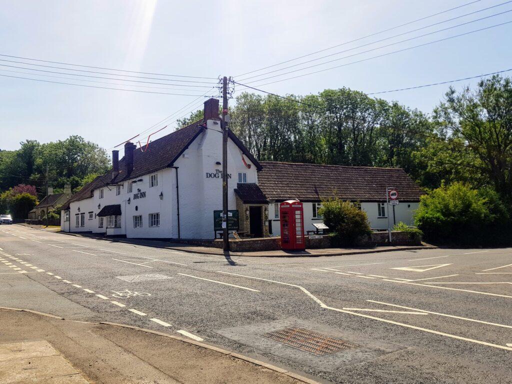 The Dog Inn old Sodbury