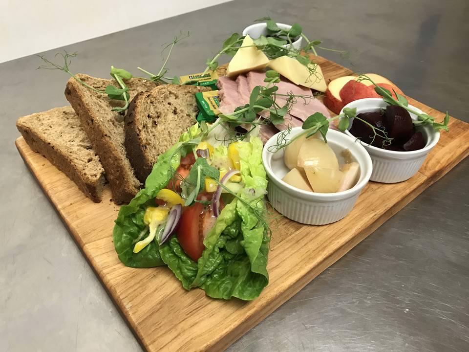 Ploughman's Lunch The Dog Inn old Sodbury